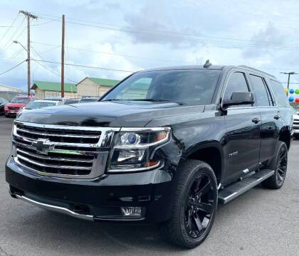 2016 Chevrolet Tahoe for sale at PONO'S USED CARS in Hilo HI