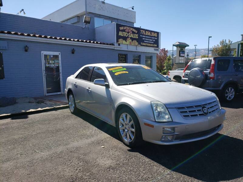 2005 Cadillac STS for sale at The Little Details Auto Sales in Reno NV