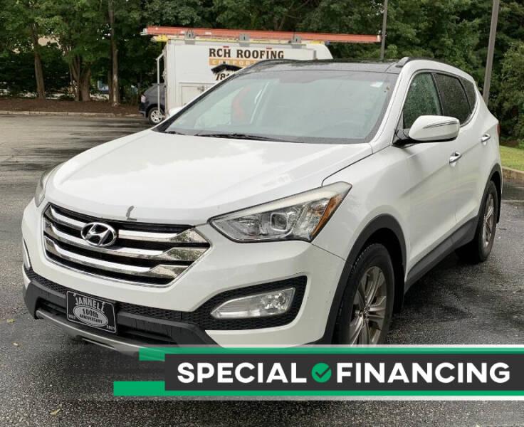 2014 Hyundai Santa Fe Sport for sale at Eastclusive Motors LLC in Hasbrouck Heights NJ