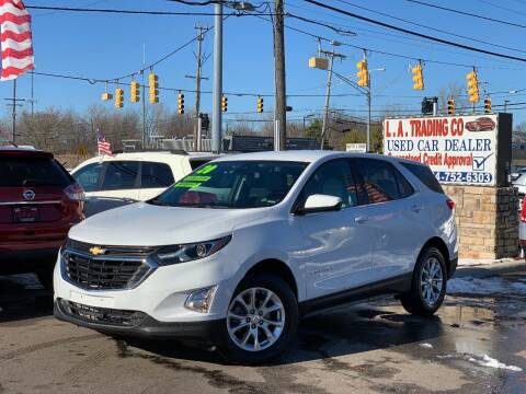 2020 Chevrolet Equinox for sale at L.A. Trading Co. in Woodhaven MI
