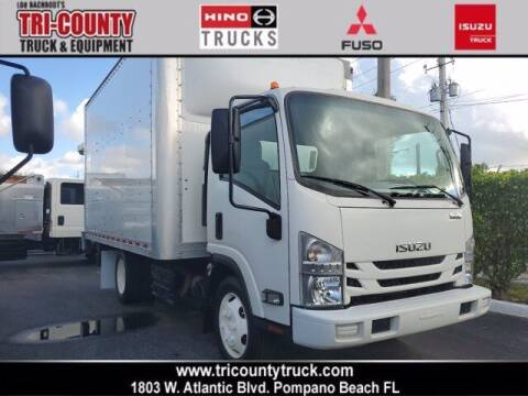 2017 Isuzu NPR XD DSL REG AT for sale at TRUCKS BY BROOKS in Pompano Beach FL