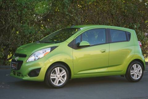 2014 Chevrolet Spark for sale at Beaverton Auto Wholesale LLC in Aloha OR