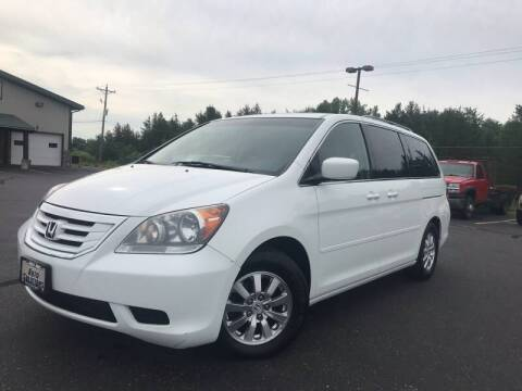 2010 Honda Odyssey for sale at Lakes Area Auto Solutions in Baxter MN