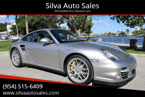 2011 Porsche 911 for sale at Silva Auto Sales in Pompano Beach FL