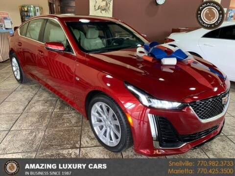 2020 Cadillac CT5 for sale at Amazing Luxury Cars in Snellville GA