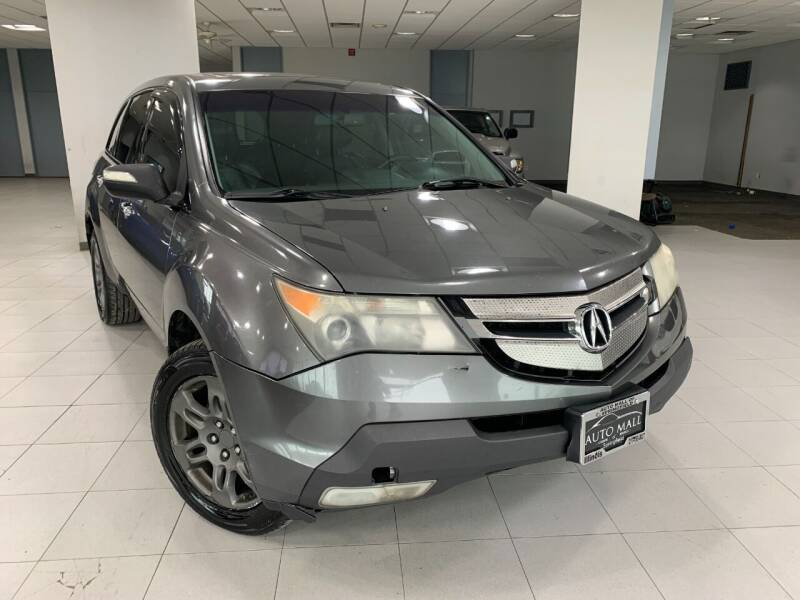 2008 Acura MDX for sale at Auto Mall of Springfield in Springfield IL