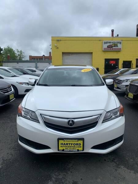 2014 Acura ILX for sale at Hartford Auto Center in Hartford CT