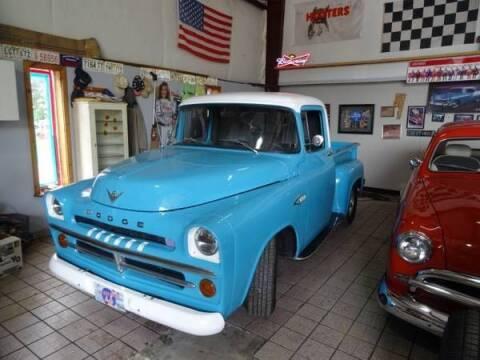 1957 Dodge Dakota for sale at Classic Car Deals in Cadillac MI