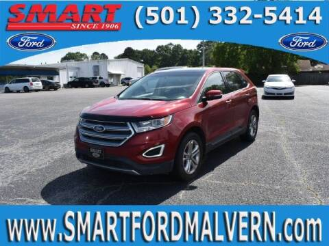 2016 Ford Edge for sale at Smart Auto Sales of Benton in Benton AR