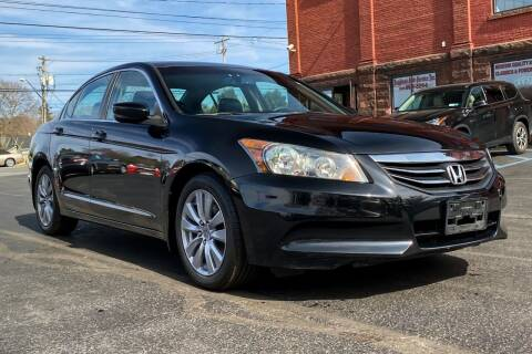 2012 Honda Accord for sale at Knighton's Auto Services INC in Albany NY