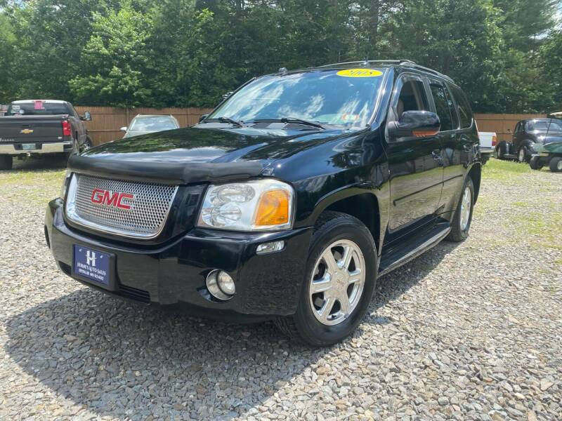 2005 GMC Envoy for sale at Hornes Auto Sales LLC in Epping NH