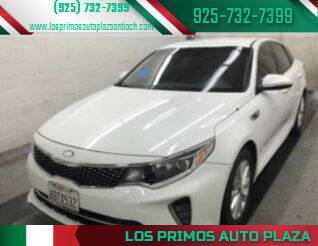 2018 Kia Optima for sale at Los Primos Auto Plaza in Antioch CA