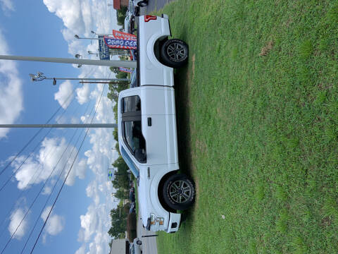 2015 Ford F-150 for sale at Thoroughbred Motors LLC in Florence SC