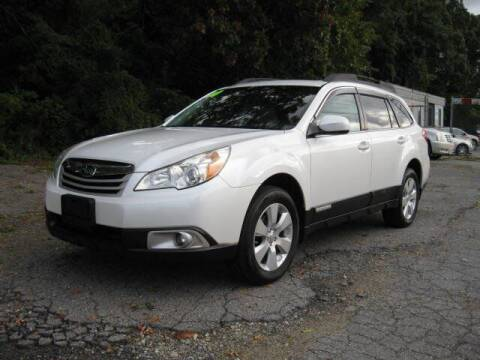 2010 Subaru Outback for sale at Jareks Auto Sales in Lowell MA