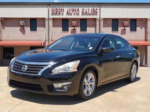 2015 Nissan Altima for sale at Best Auto Sales LLC in Auburn AL