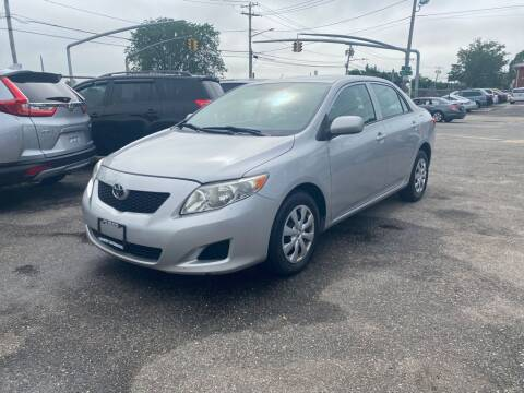 2010 Toyota Corolla for sale at American Best Auto Sales in Uniondale NY