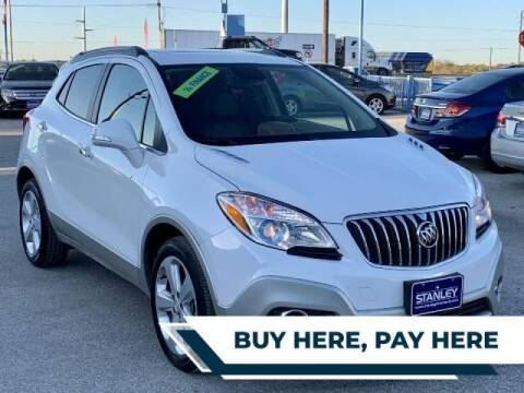 2016 Buick Encore for sale at Stanley Direct Auto in Mesquite TX