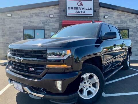 2017 Chevrolet Silverado 1500 for sale at GREENVILLE AUTO & RV in Greenville WI