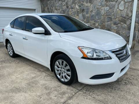 2013 Nissan Sentra for sale at Jack Hedrick Auto Sales Inc in Madison NC