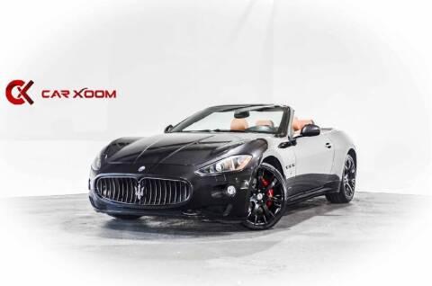 2011 Maserati GranTurismo for sale at CarXoom in Marietta GA