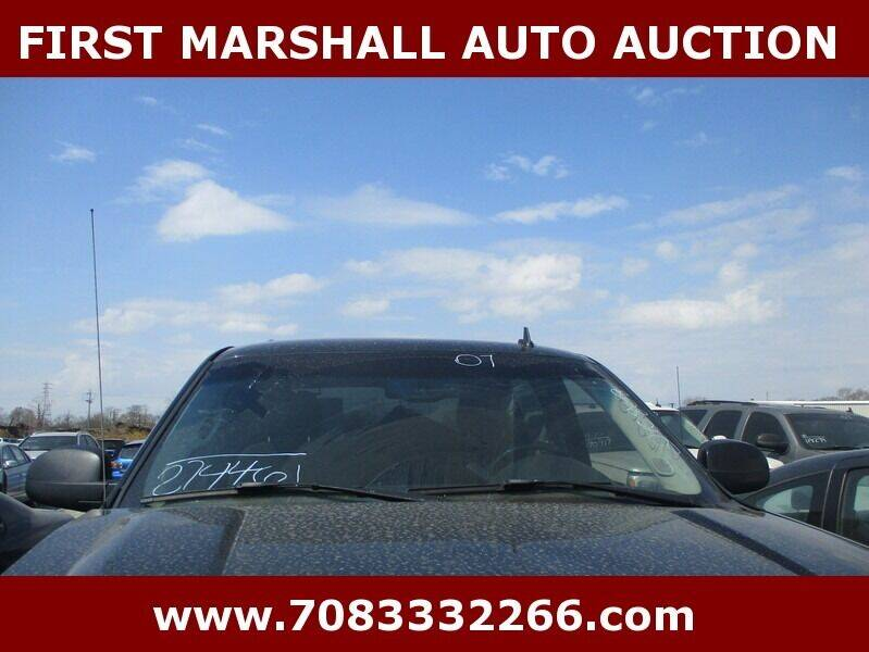 2007 Chevrolet Avalanche for sale at First Marshall Auto Auction in Harvey IL