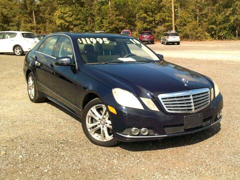 2010 Mercedes-Benz E-Class for sale at Let's Go Auto Of Columbia in West Columbia SC