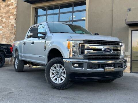 2017 Ford F-250 Super Duty for sale at Unlimited Auto Sales in Salt Lake City UT