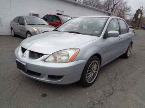 2004 Mitsubishi Lancer for sale at Purcellville Motors in Purcellville VA