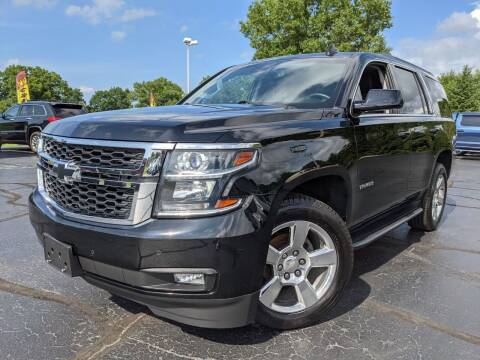 2017 Chevrolet Tahoe for sale at West Point Auto Sales in Mattawan MI