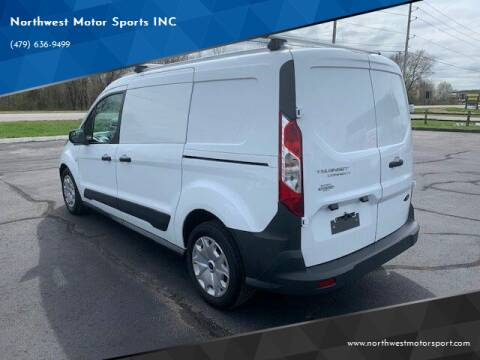 2017 Ford Transit Connect Cargo for sale at Northwest Motor Sports INC in Rogers AR