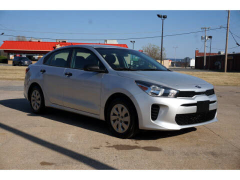 2018 Kia Rio for sale at Sand Springs Auto Source in Sand Springs OK