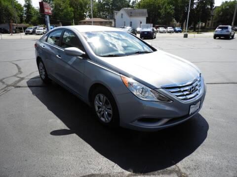 2012 Hyundai Sonata for sale at Grant Park Auto Sales in Rockford IL