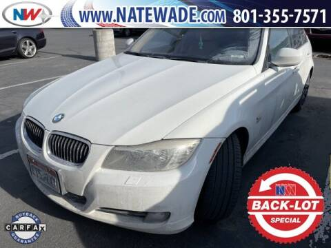 2011 BMW 3 Series for sale at NATE WADE SUBARU in Salt Lake City UT