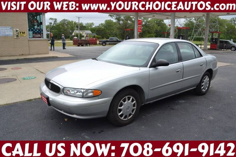 2003 Buick Century for sale at Your Choice Autos - Crestwood in Crestwood IL
