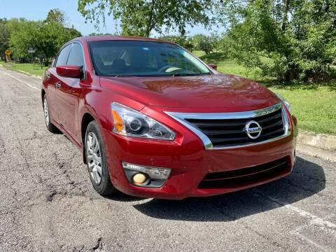 2015 Nissan Altima for sale at Texas Auto Trade Center in San Antonio TX