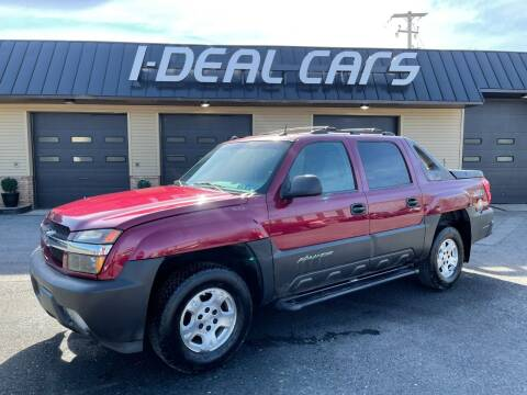 2005 Chevrolet Avalanche for sale at I-Deal Cars in Harrisburg PA