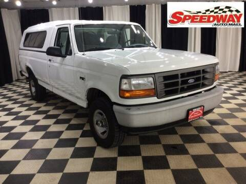 1995 Ford F-150 for sale at SPEEDWAY AUTO MALL INC in Machesney Park IL