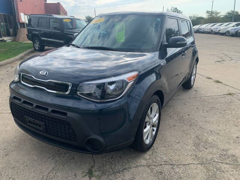 2014 Kia Soul for sale at Cars To Go in Lafayette IN