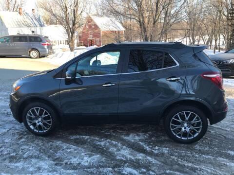 2017 Buick Encore for sale at MICHAEL MOTORS in Farmington ME