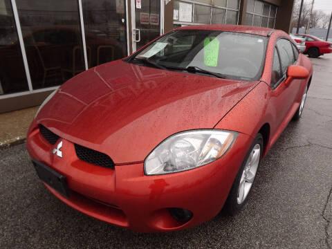 2007 Mitsubishi Eclipse for sale at Arko Auto Sales in Eastlake OH