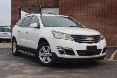 2014 Chevrolet Traverse for sale at Hobart Auto Sales in Hobart IN