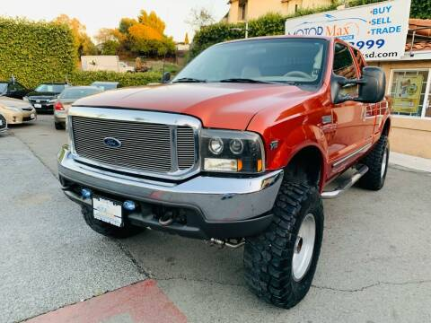1999 Ford F-250 Super Duty for sale at MotorMax in Lemon Grove CA