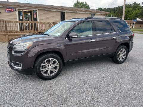 2015 GMC Acadia for sale at Wholesale Auto Inc in Athens TN