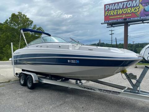 2005 Four Winns 234 FUNSHIP for sale at PIONEER USED AUTOS & RV SALES in Lavalette WV
