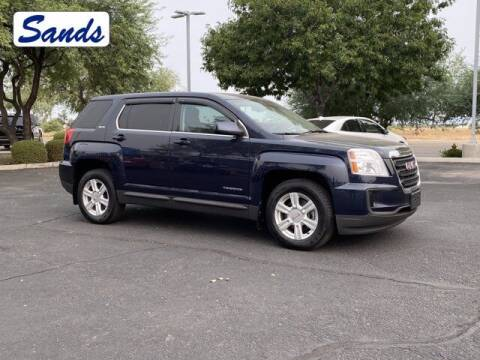 2016 GMC Terrain for sale at Sands Chevrolet in Surprise AZ