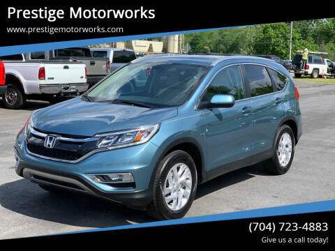 2015 Honda CR-V for sale at Prestige Motorworks in Concord NC