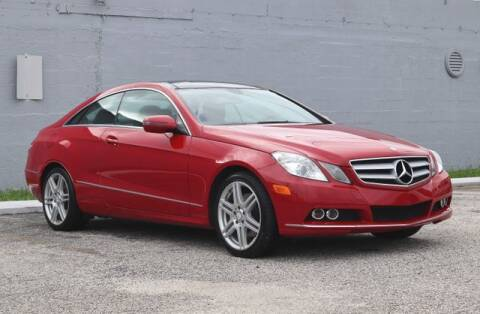 2010 Mercedes-Benz E-Class for sale at No 1 Auto Sales in Hollywood FL