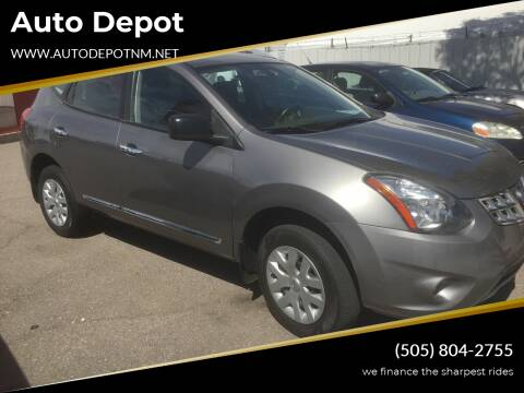 2014 Nissan Rogue Select for sale at Auto Depot in Albuquerque NM