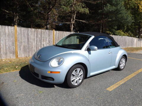 2010 Volkswagen New Beetle Convertible for sale at Wayland Automotive in Wayland MA