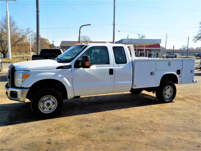 2015 Ford F-350 Super Duty for sale at Steffes Motors in Council Bluffs IA